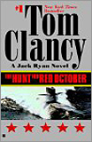 Tom Clancy - The Hunt for Red October (Jack Ryan Series).