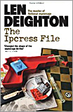 Len Deighton - The Ipcress File.